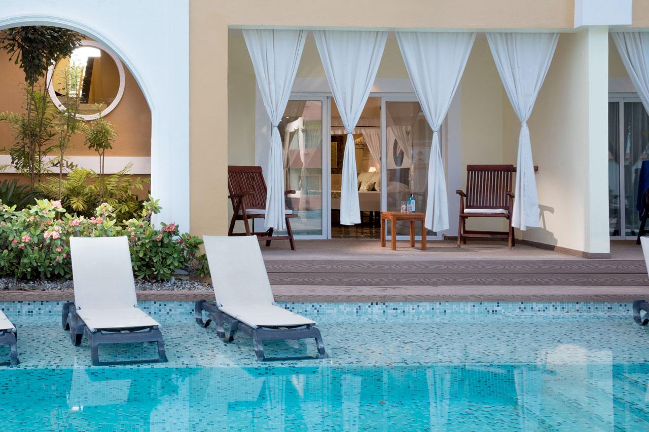 Trs Turquesa Hotel Punta Cana Trs Turquesa All